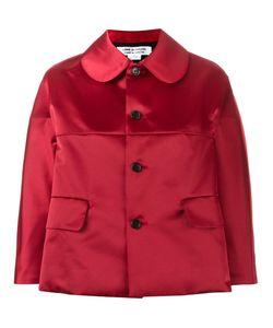 COMME DES GARCONS COMME DES GARCONS | Comme Des Garçons Comme Des Garçons Cropped Boxy Jacket