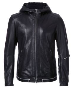 LOVELESS | Zip Up Hooded Jacket 3 Lamb Skin