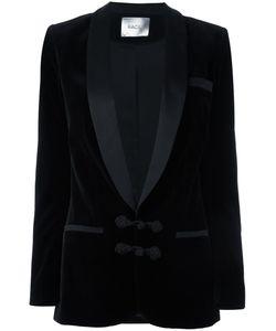 RACIL | Draco Velvet Blazer 40 Viscose/Cotton/Spandex/Elastane/Silk