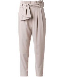 LOVELESS | High-Waisted Trousers 34 Polyester