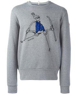 Moncler Grenoble | Ski Mascot Sweatshirt Medium Cotton/Polyester/Polyamide