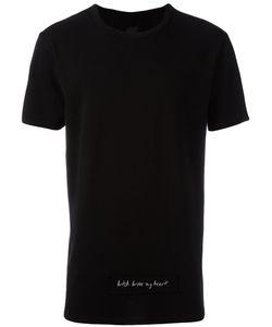 ROAD TO AWE | Skull Print T-Shirt Large Cotton