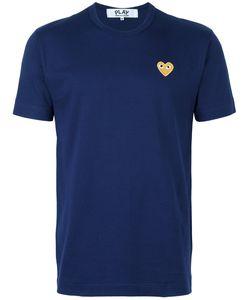 Comme des Gar ons Play | Comme Des Garçons Play Logo Print T-Shirt Mens Size Xl