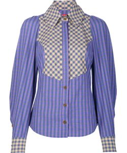 Vivienne Westwood | Checked Shirt 40 Cotton