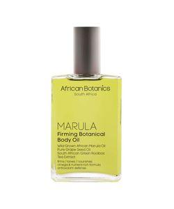 African Botanics   Marula Firming Body Oil