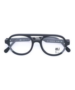 Ill.I.Am | Round Frame Glasses Acetate