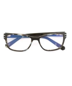 Tag Heuer | Rectangular Frame Glasses Acetate