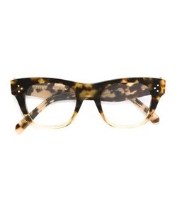 Céline Eyewear | Honey Havana Glasses Acetate