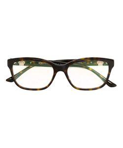Bulgari | Rectangular Frame Glasses Acetate