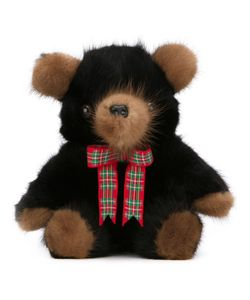 Liska | Mink Fur Teddy Bear