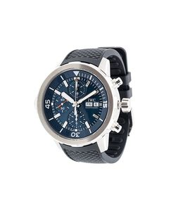 Iwc | Aquatimer Expedition Jacques Yves Cousteau Analog Watch