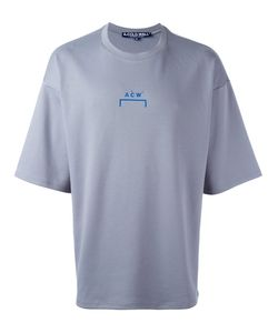 A-Cold-Wall | Front Logo T-Shirt Large Cotton/Polyester