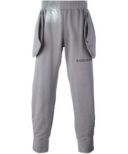 A-Cold-Wall | External Pocket Track Pants Large Cotton