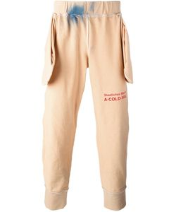 A-Cold-Wall | Logo Print Track Pants Large Cotton
