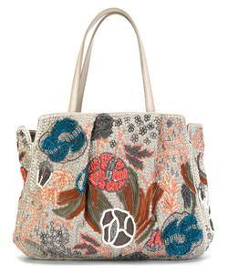 Jamin Puech | Embroidered Shoulder Bag