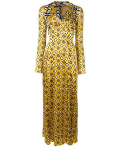 Wunderkind | Caitlyns Long Sleeved Dress 36 Silk/Spandex/Elastane