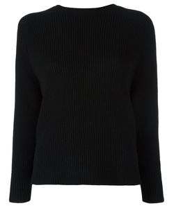 Federica Tosi | Ribbed Jumper Large Cotton