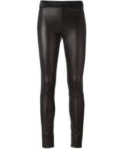 Drome | Ankle Length Leggings Large Leather