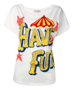 Faith Connexion | Have Fun T-Shirt Medium Cotton