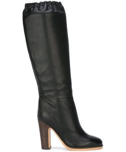 See By Chloe | See By Chloé Jane Knee Boots 36 Leather/Rubber