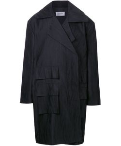 STRATEAS CARLUCCI | Macro Coat Adult Unisex Small Silk