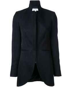 STRATEAS CARLUCCI | Inverted Blazer Large Silk