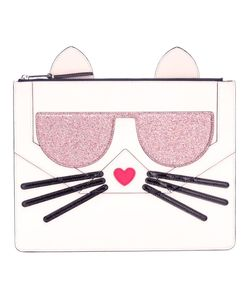 Karl Lagerfeld | Choupette Clutch Bag