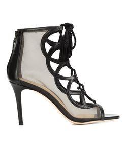 Marion Parke | Tassel Sandals 39 Leather