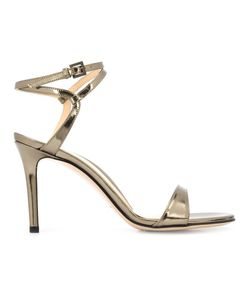 Marion Parke | Lily Pewter Sandals 37 Leather