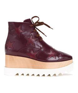 Stella Mccartney | Elyse Boots 38 Polyester/Polyurethane