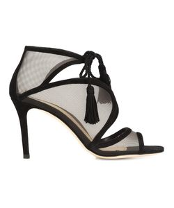 Marion Parke | Tassel Sandals 40 Leather