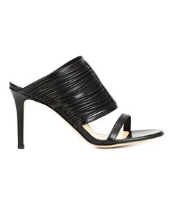 Marion Parke | Lorelei Mules 38.5 Leather