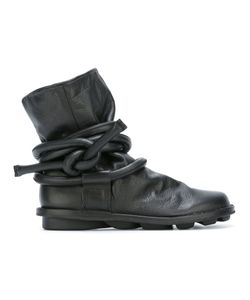 Trippen | Cable Boots 40 Leather/Rubber