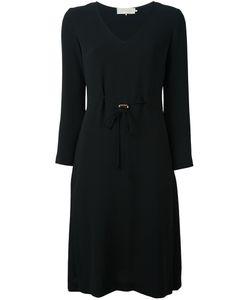 L' Autre Chose | Lautre Chose Belted Midi Dress 42 Polyester