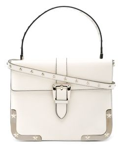 Red Valentino | Buckled Shoulder Bag