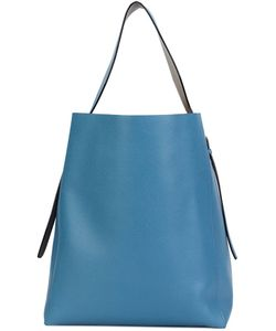 Valextra | Medium Bucket Shoulder Bag
