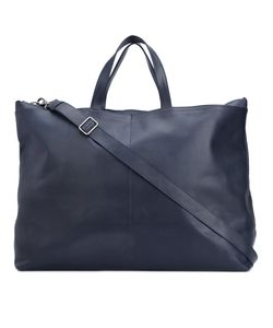 ISAAC REINA | Pilot Weekend Tote Adult Unisex Calf Leather