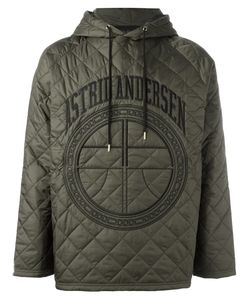 Astrid Andersen | Quilted Hoodie Small Polyamide/Polyester