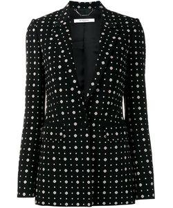 Givenchy | Printed Blazer 42 Silk/Spandex/Elastane/Viscose