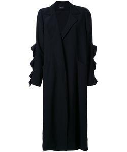 Elaidi | Long Overcoat 44 Polyester