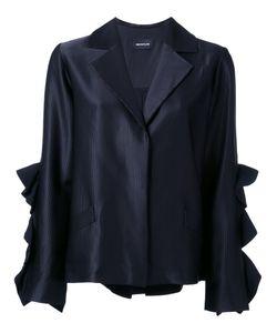 Elaidi | Ruffle Sleeve Jacket 40 Polyester/Spandex/Elastane