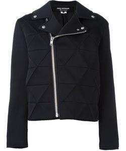 JUNYA WATANABE COMME DES GARCONS | Junya Watanabe Comme Des Garçons Paneled Biker Jacket Size Small
