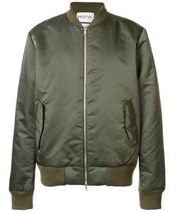 Bristol | Classic Bomber Jacket Medium Nylon/Polyester/Viscose