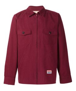 Kinfolk | Pocketed Shirt Jacket Small Cotton