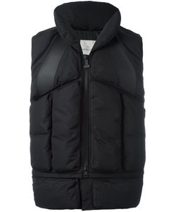 Moncler x Off-White | Padded Sleeveless Gilet 1 Polyamide/Feather/Goose