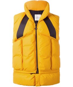 Moncler x Off-White | Padded Sleeveless Gilet 2 Feather