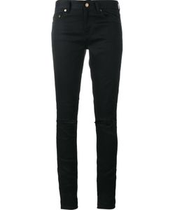 Saint Laurent | Distressed Skinny Jeans 26 Cotton/Spandex/Elastane
