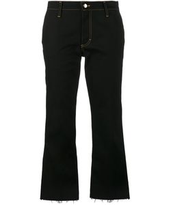 Jour/Né | Cropped Flared Jeans 40 Cotton/Spandex/Elastane