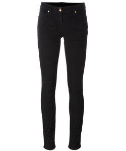 Class Roberto Cavalli | Animalier Print Skinny Jeans 44 Cotton/Polyester/Viscose