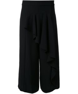 Elaidi | Cropped Trousers 46 Polyester